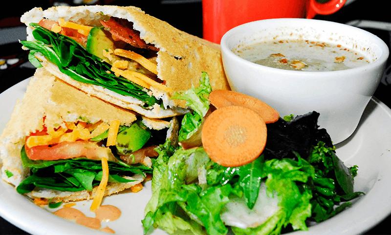 Home - Annapurna's World Vegetarian Café